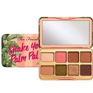 Too Faced SHAKE YOUR PALM PLAMS Shadow Palette